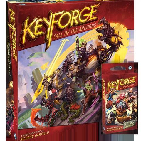 troc de  Recherche decks keyforge, sur mytroc