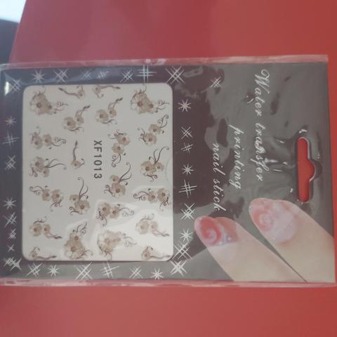 troc de  Stickers pour ongles, sur mytroc