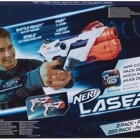 troc de  Recherche jouet Nerf - pistolets Laser OPS ALPHAPOINT, sur mytroc
