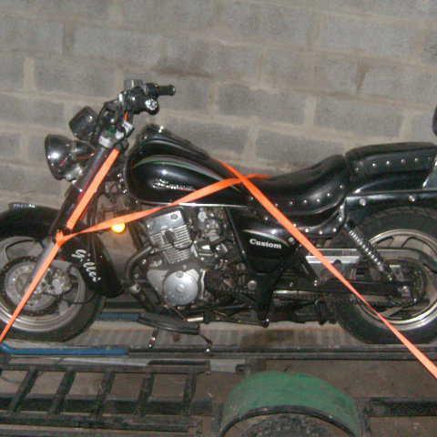 troc de  URGENT 125cc troc contre inventaire, sur mytroc