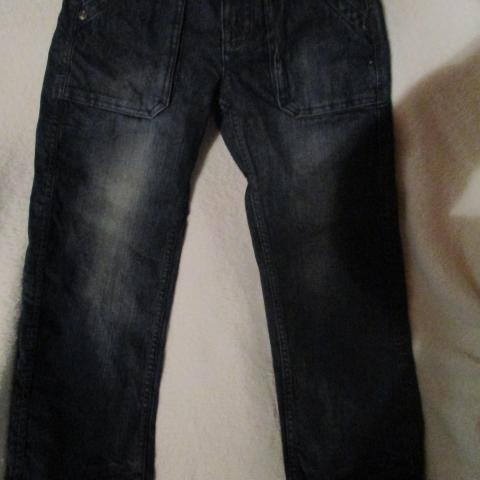 troc de  pantalon jean 8 ans garçon neuf, sur mytroc