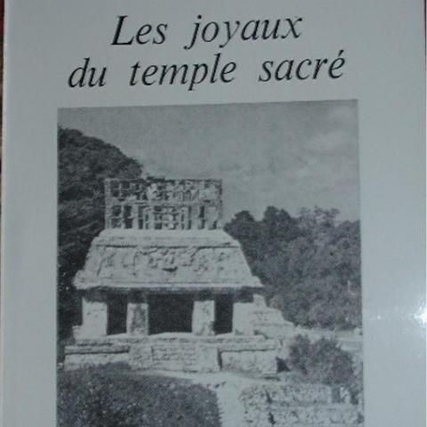 troc de  LIVRE NEUF : joyaux du temple sacré (aventures à la Indiana Jones...), sur mytroc