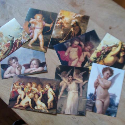 troc de  cartes anges, sur mytroc