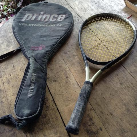 troc de  Raquette de tennis adulte, sur mytroc