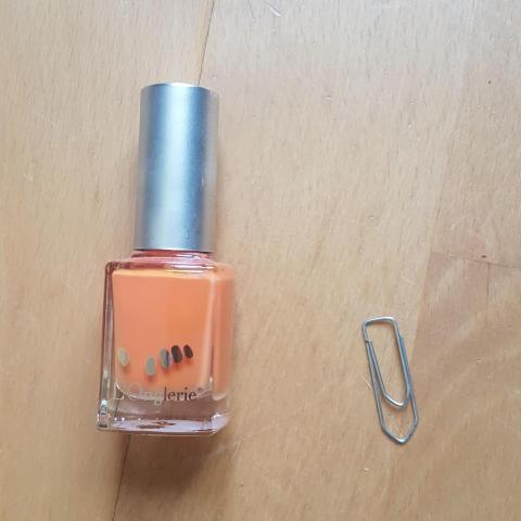 troc de  Vernis orange, sur mytroc