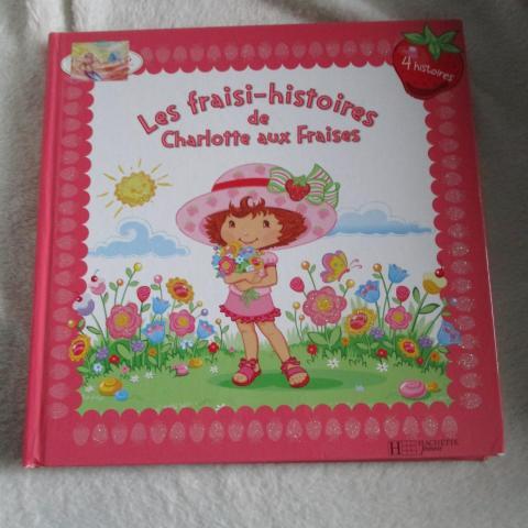 troc de  grand livre charlotte aux fraises, sur mytroc