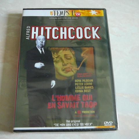troc de  L'homme qui en savait trop d'Hitchcock, sur mytroc