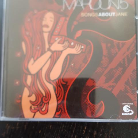 troc de  Cd Maroon 5, sur mytroc