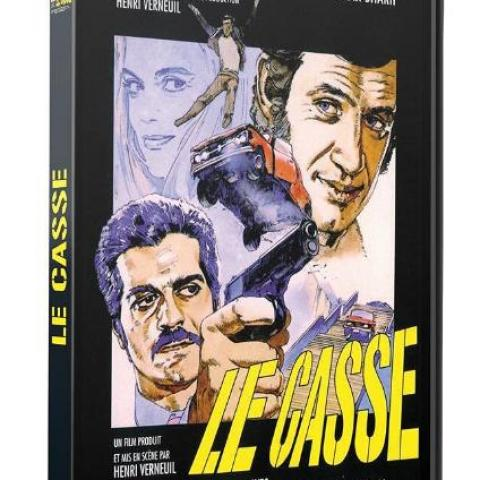 troc de  Recherche DVD Film Le Casse - Belmondo, sur mytroc