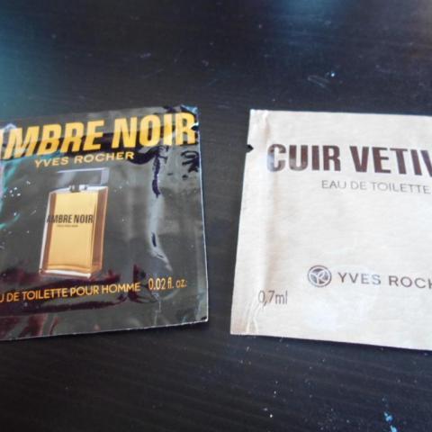 troc de  * Echantillons de parfum Yves Rocher, sur mytroc
