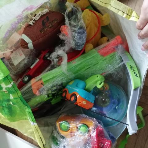 troc de  Sac de jouets, sur mytroc