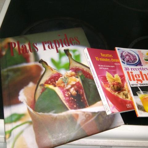 troc de  Livres de cuisine, sur mytroc