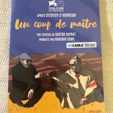 troc de  DVD Un Coup de maître (neuf sous blister), sur mytroc