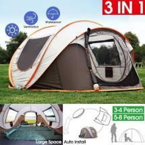 troc de  recherche une tente, sur mytroc