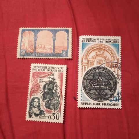 troc de  Réservé Lot timbres anniversaire 4, sur mytroc