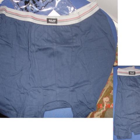 troc de  NEUF : ATLAS FOR MEN / SHORT SHORTYS HOMME XL Bleu foncé, sur mytroc
