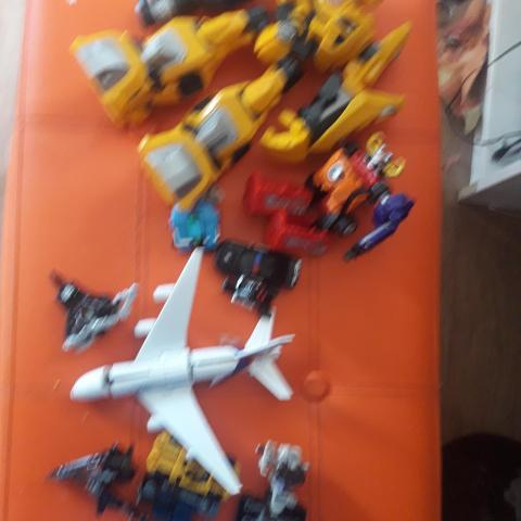 troc de  Lot transformers, sur mytroc