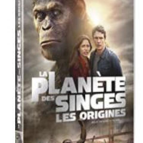 troc de  DVD - La Planète des Singes : Les origines, sur mytroc