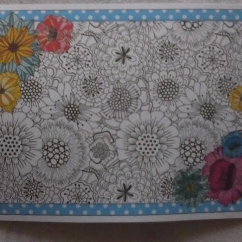 """troc de  Carte """"fleurs"""". RESERVEE., sur mytroc"""