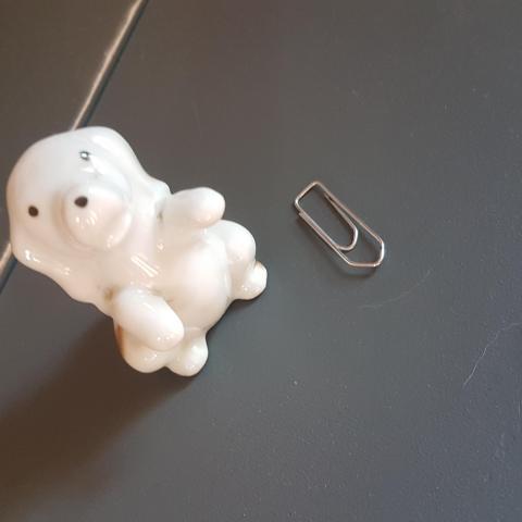 troc de  Figurine chien, sur mytroc