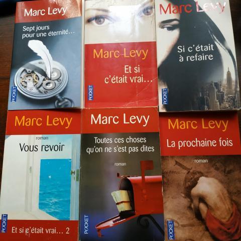 troc de  Livre pocket Marc Levy, sur mytroc