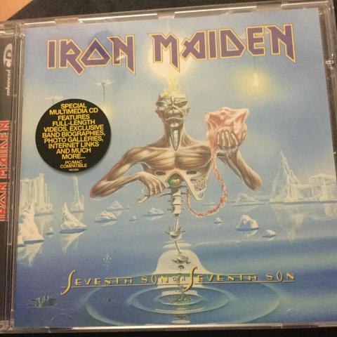 troc de  réservé Iron Maiden, sur mytroc