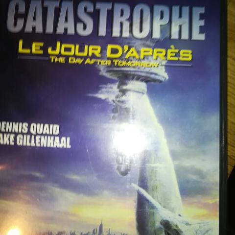 troc de  DVD LE JOUR D APRES, sur mytroc