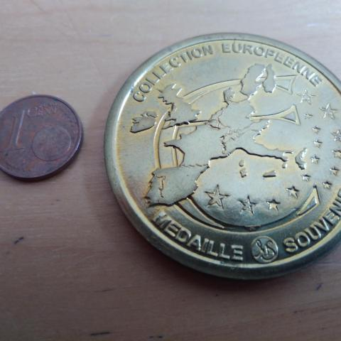 troc de  Médaille souvenir, sur mytroc