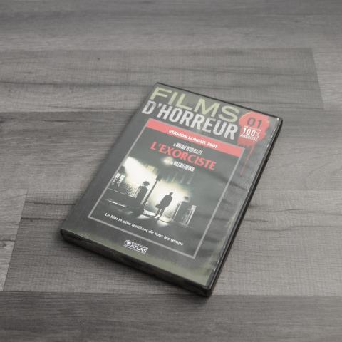 troc de  DVD L'exorciste, sur mytroc