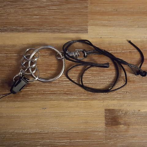 troc de  Collier porte-clés, sur mytroc