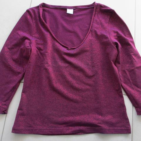 troc de  T shirt avec reflets, sur mytroc