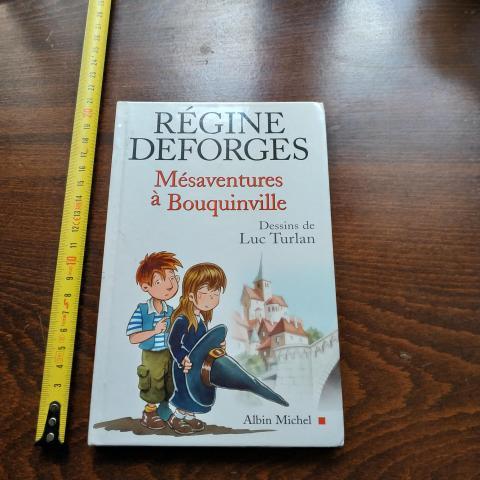 troc de  Régine Deforges, sur mytroc