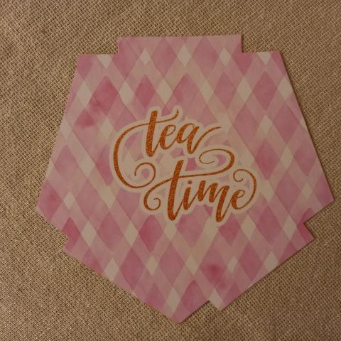 """troc de  Carte """"Tea time""""., sur mytroc"""