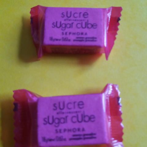 troc de  Sugar cube  pour bain, sur mytroc