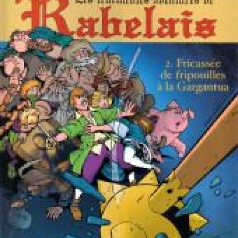 troc de  BD Les truculentes aventures de Rabelais tome 2 1 BD Les truculen, sur mytroc