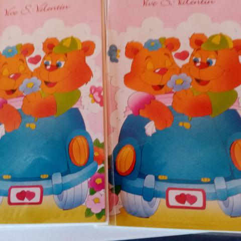 troc de  cartes Saint Valentin, sur mytroc