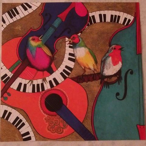 troc de  Affiche oiseaux., sur mytroc