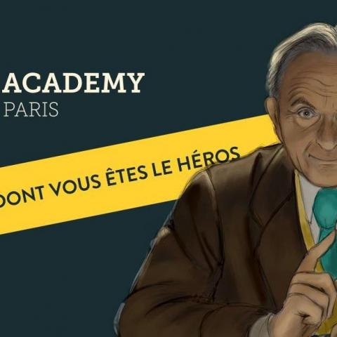 *Réservé* Escape Game Paris Lock Academy