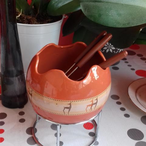 troc de  Pour fondue au chocolat, sur mytroc