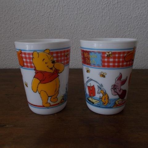 troc de  reserver)2 petits verres arcopale, sur mytroc