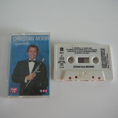 troc de  Cassette audio Christian Morin, sur mytroc