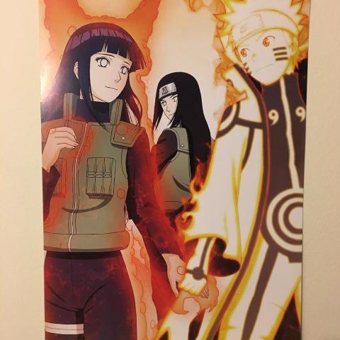 troc de  Réservé-Poster Naruto, sur mytroc