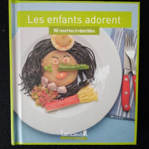 troc de  Livre Les enfants adorent, sur mytroc