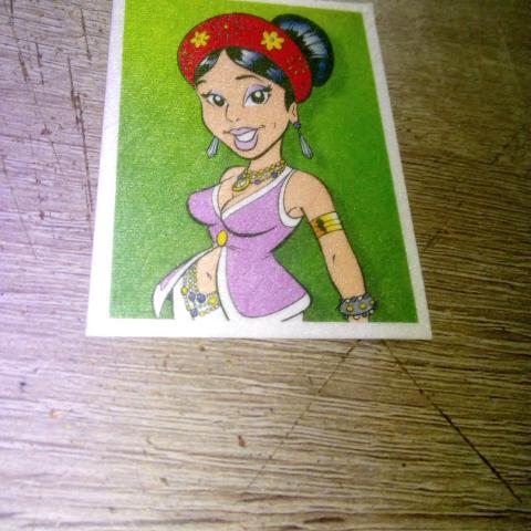 troc de  collection Astérix panini n 94, sur mytroc