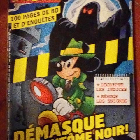 troc de  Livre Mickey, sur mytroc