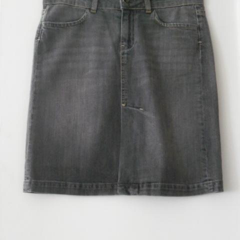 troc de  Jupe Mango en jeans neuve T.38, sur mytroc