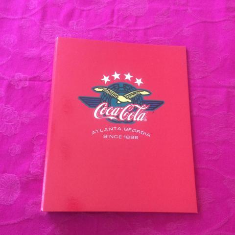 troc de  Classeur coca cola, sur mytroc