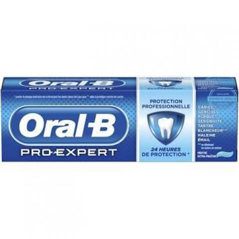 troc de  Echange lot de deux dentifrices Oral B Professionnel Protection, sur mytroc