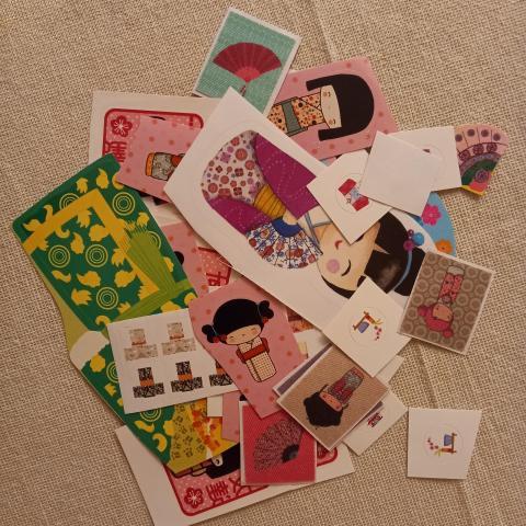 troc de  Stickers sur l'Asie., sur mytroc