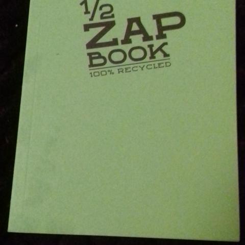troc de  Réservé - 1/2 zap book, sur mytroc